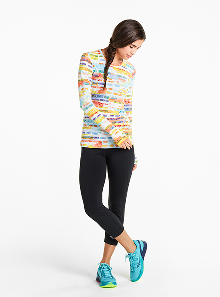 Women's Daybreak Long Sleeve Set