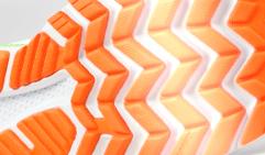 Technologie TriFlex de Saucony