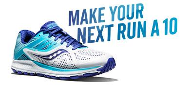 Make your next Run a 10