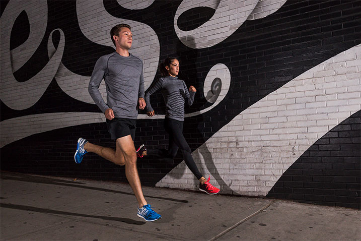 Saucony product lifestyle