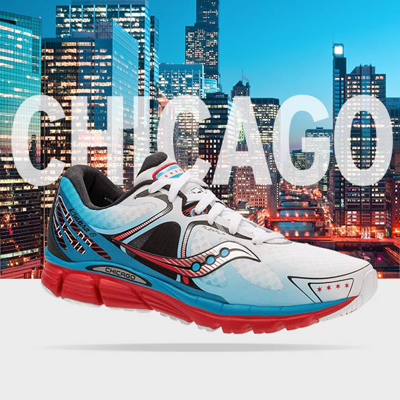 Chicago Kinvara 6