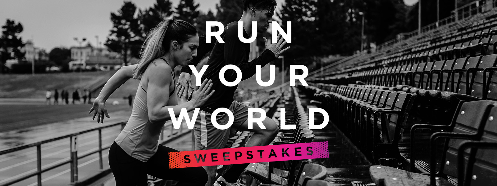 Run Your World Sweepstakes - Saucony