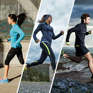 Saucony Total Run System