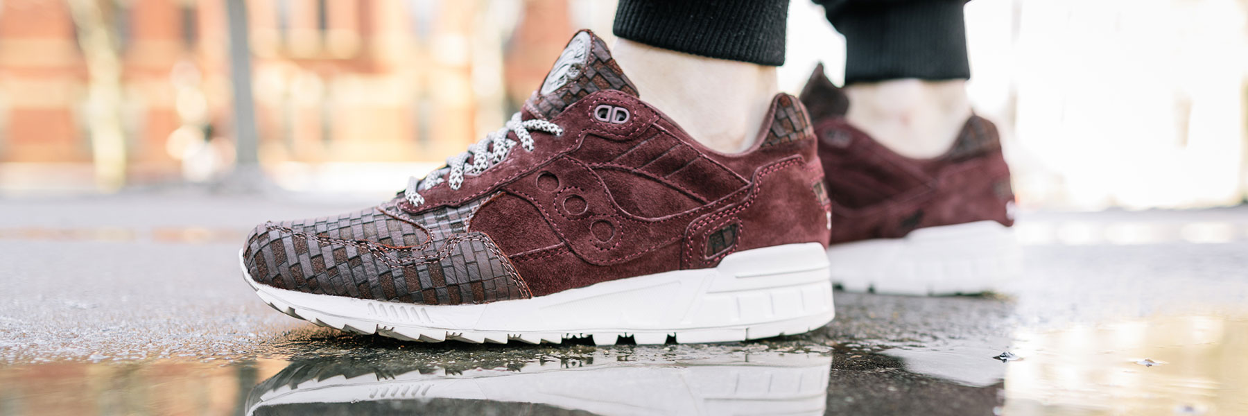Saucony Originals Bricks Shadow 5000