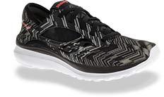 Chevron Gray Running Shoes