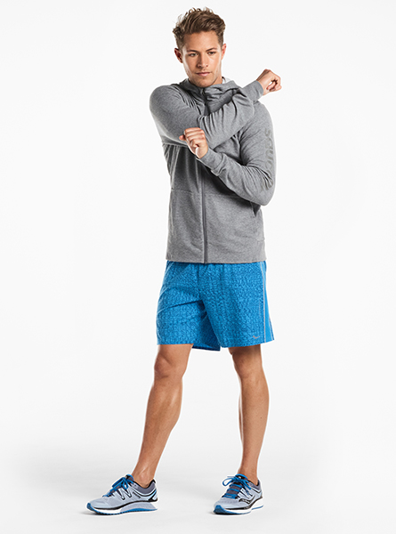 Men's Cooldown Hoodie Set