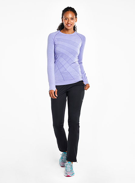 Dash Seamless Long Sleeve Set