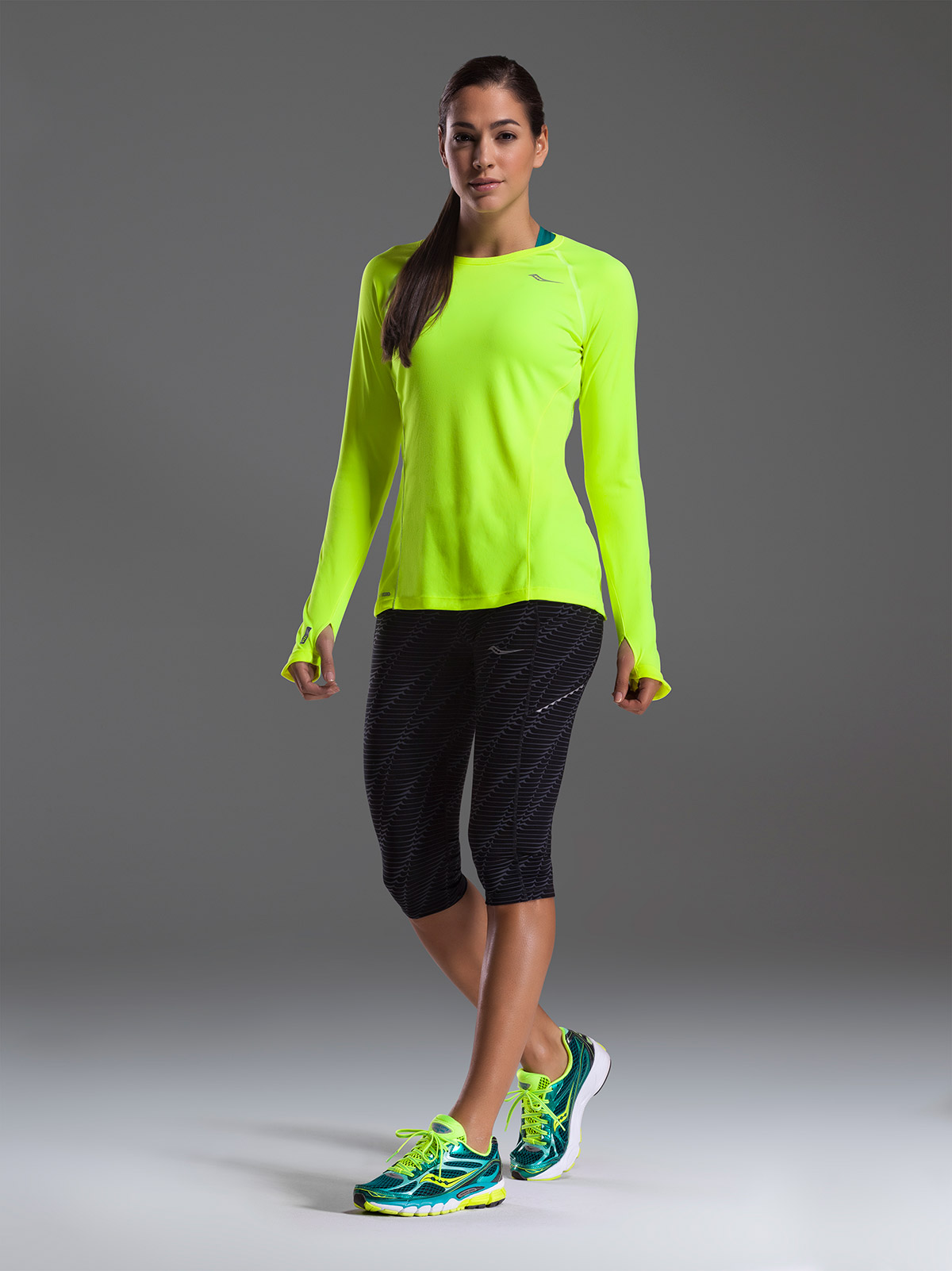 Women's Velocity Long Run Outfit