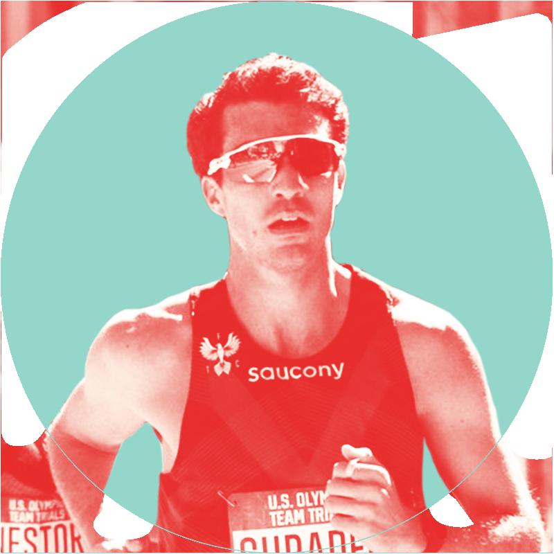 Headshot of Linsey Corbin running