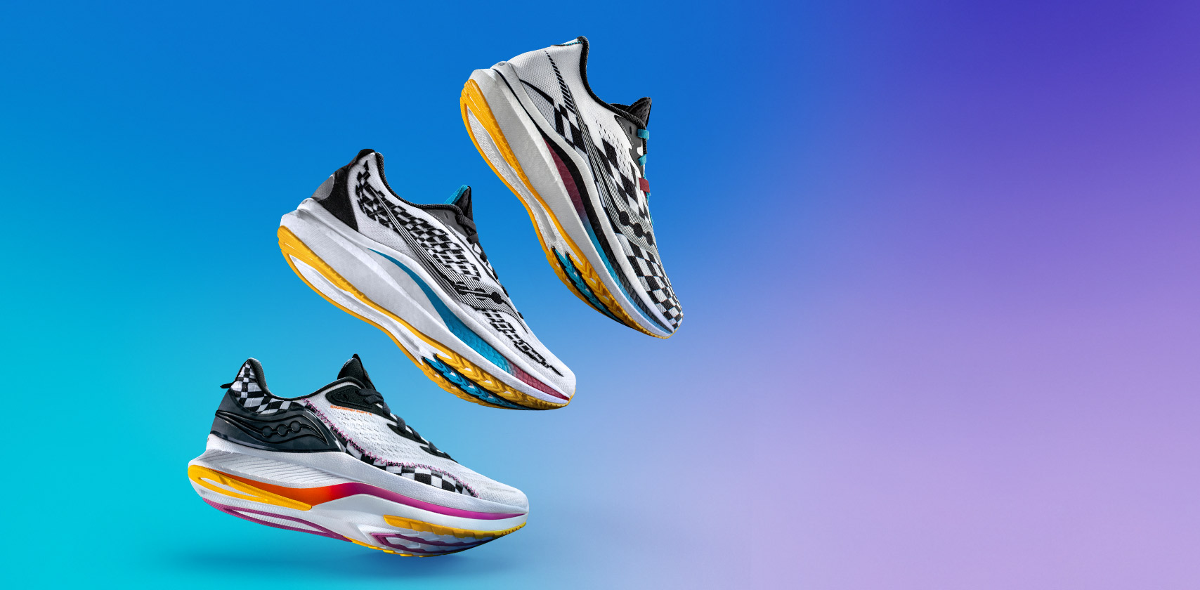 Endorphin 2 Collection running shoe.