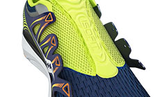 Saucony ISOFIT Technology