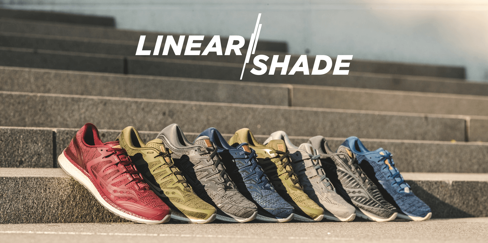 Linear Shades Header