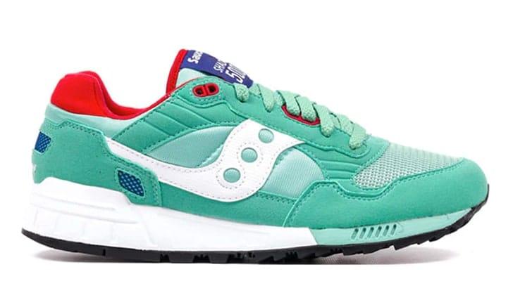 Teal Shadow 5000 Shoe.