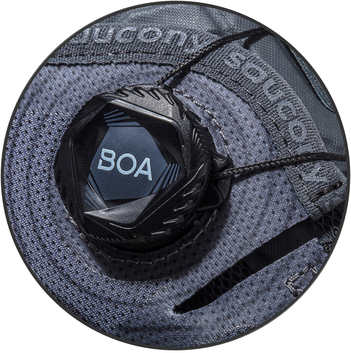 Switchback ISO Boa Lacing System