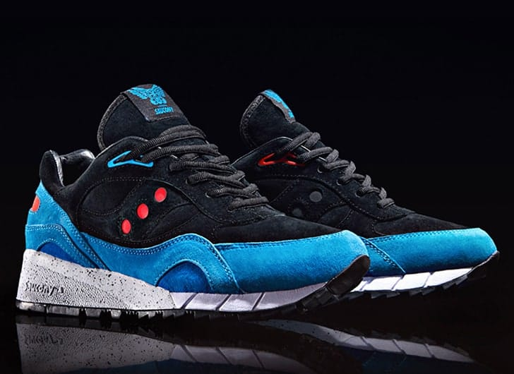 Foot patrol Shadow 6000 Shoes.