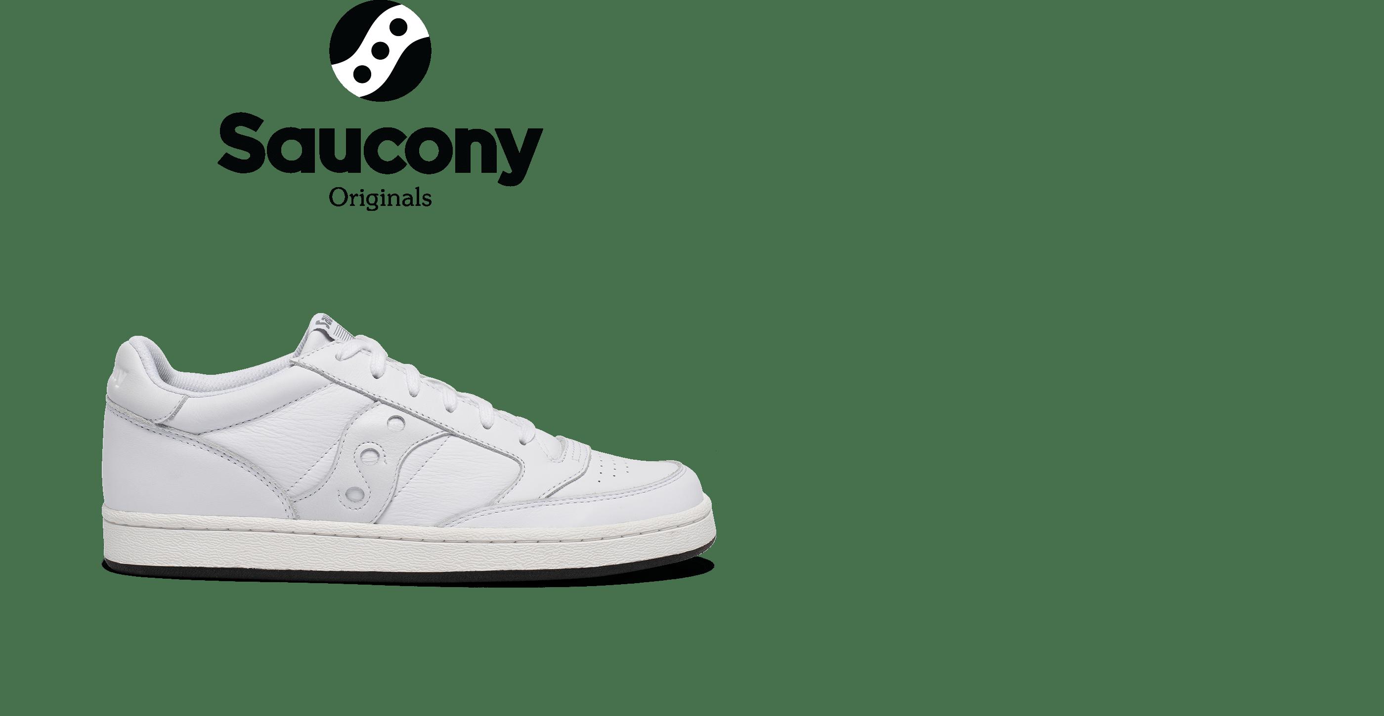 Saucony Jazz Court Shoe.