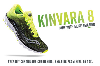 Shop the All New Kinvara 8
