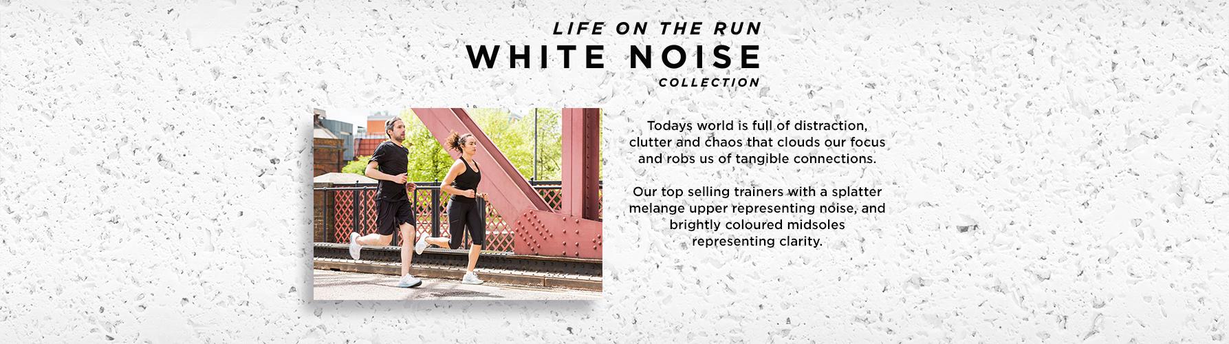 Ride ISO white noise