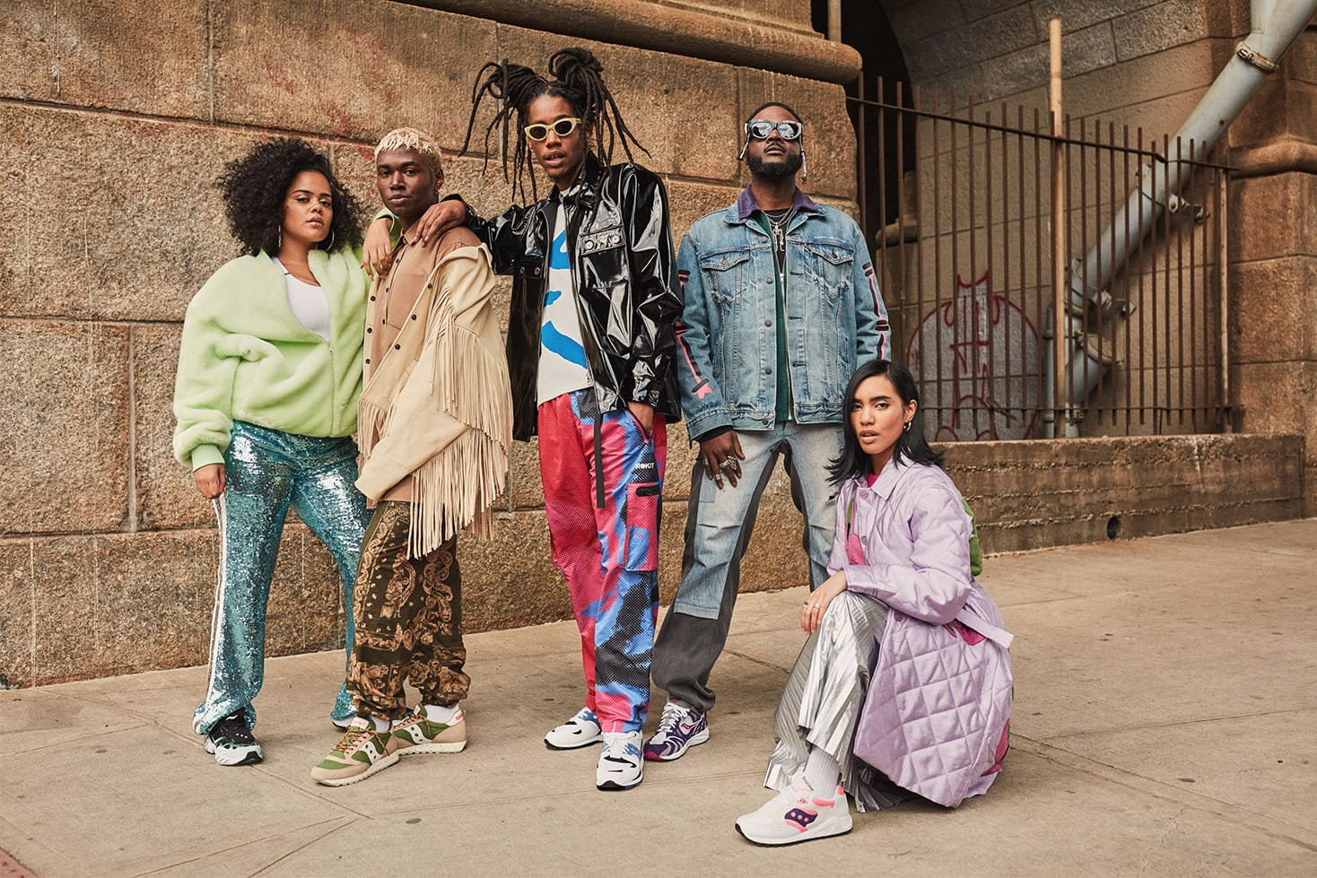 High snobiety Group Shot