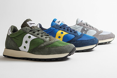 New Saucony Originals – Jazz Vintage