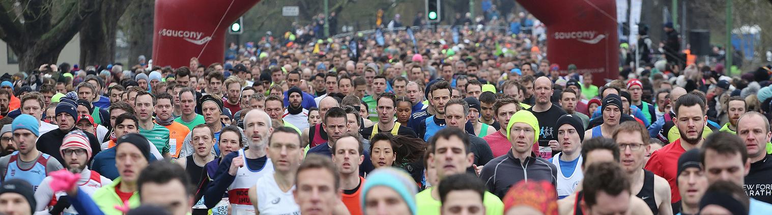 Saucony Cambridge Half Marathon 2020.