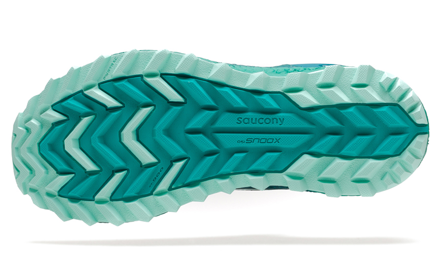 Outsole view of the Xodus ISO 3