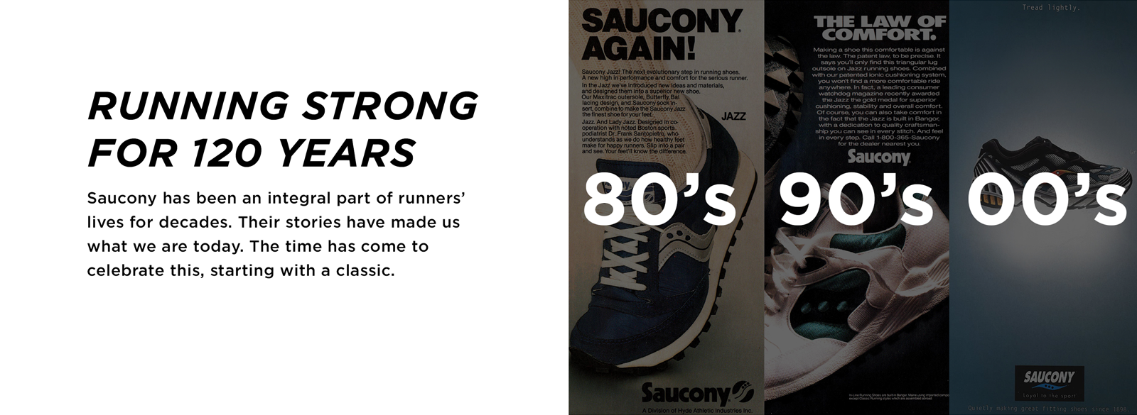 Running Strong For 120 Years