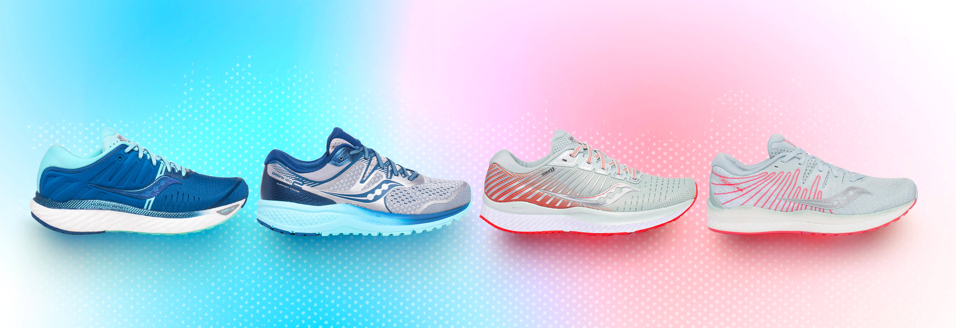 Saucony Stability Series