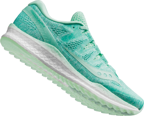 Freedom ISO 2 in Seafoam by Saucony