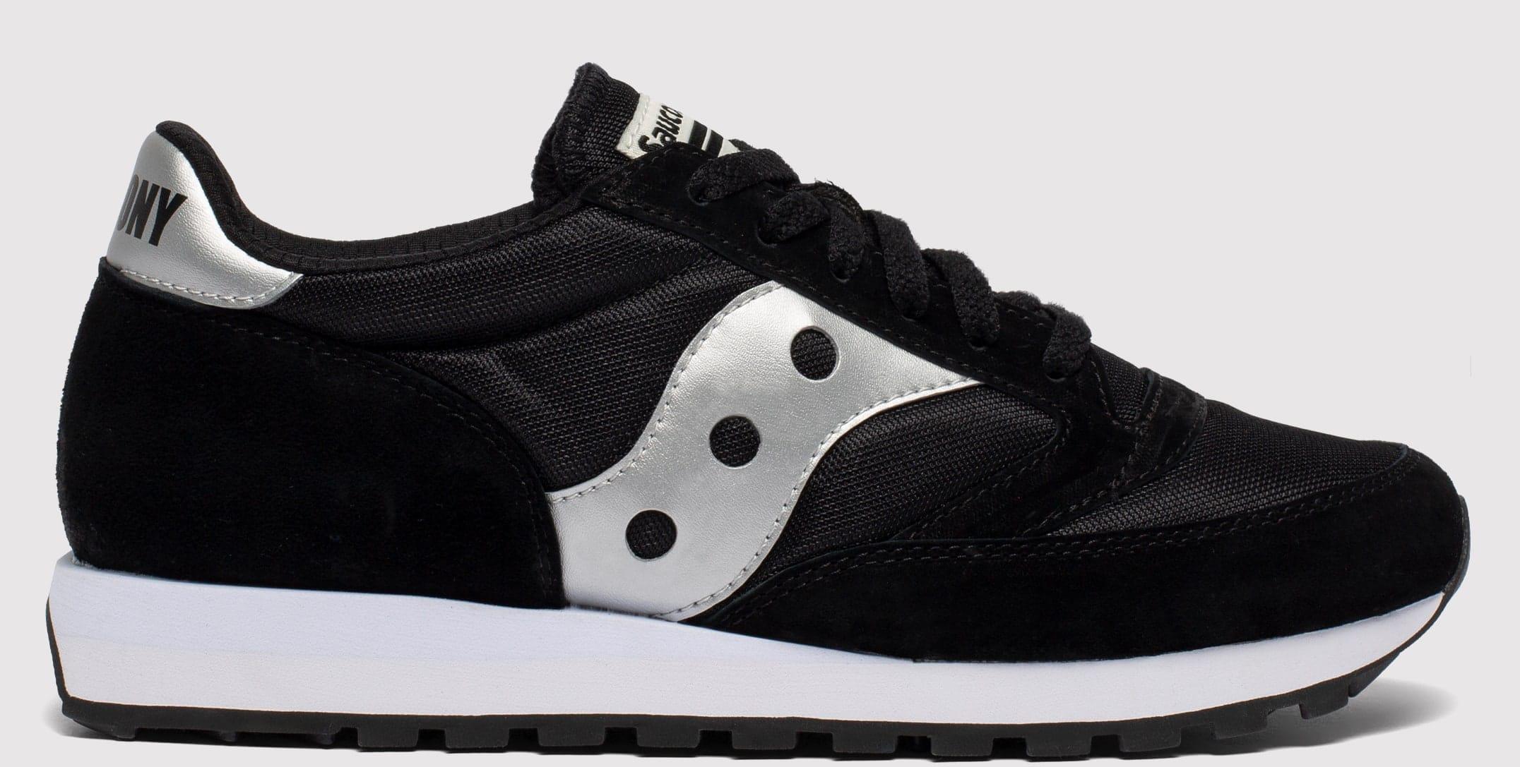 Pair of Jazz 81 Shoesin black.