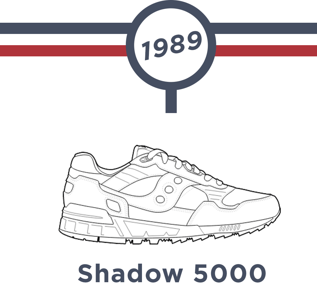 Shadow 5000 Vector