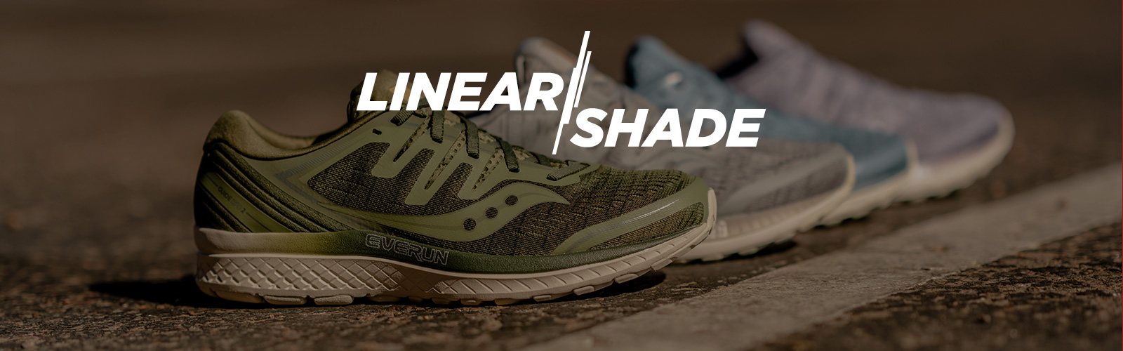 Saucony Linear Shade