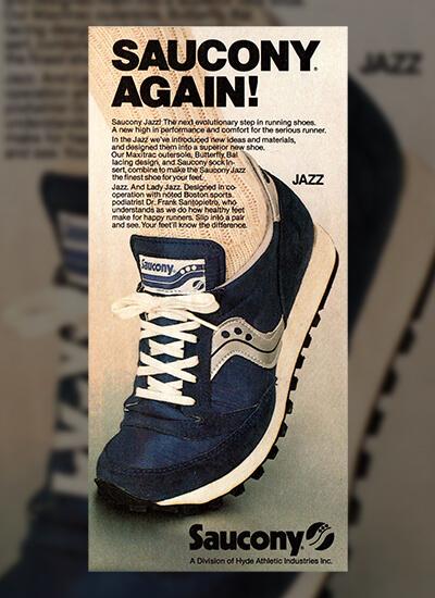 Saucony Original 80's