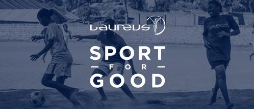 Laureus banner