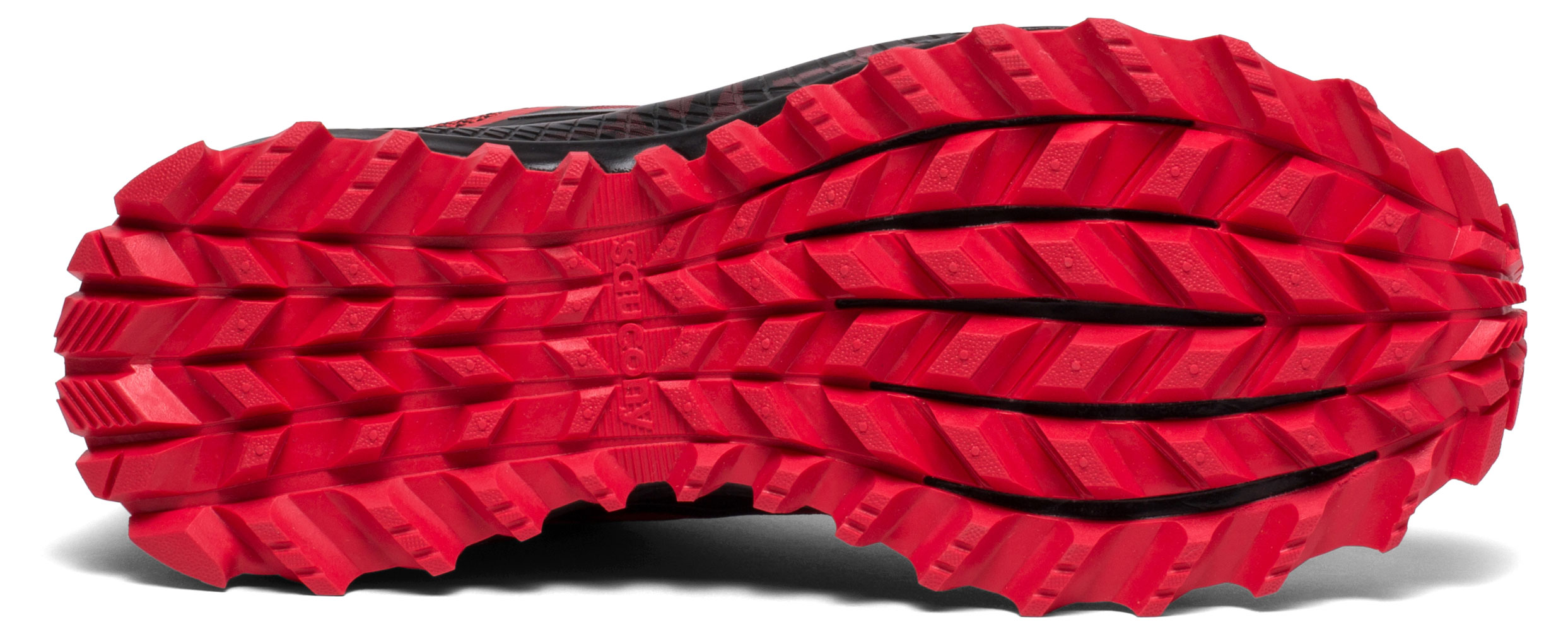 Outsole view of the Peregrine ISO