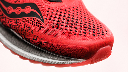Saucony Freedom ISO 2 with slingback support
