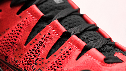 Saucony Freedom ISO 2 with ISOKNIT breathable knit
