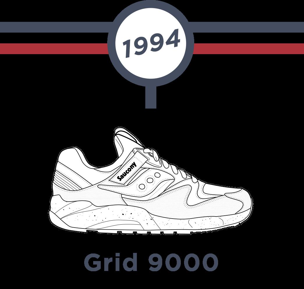 Grid 9000 Vector