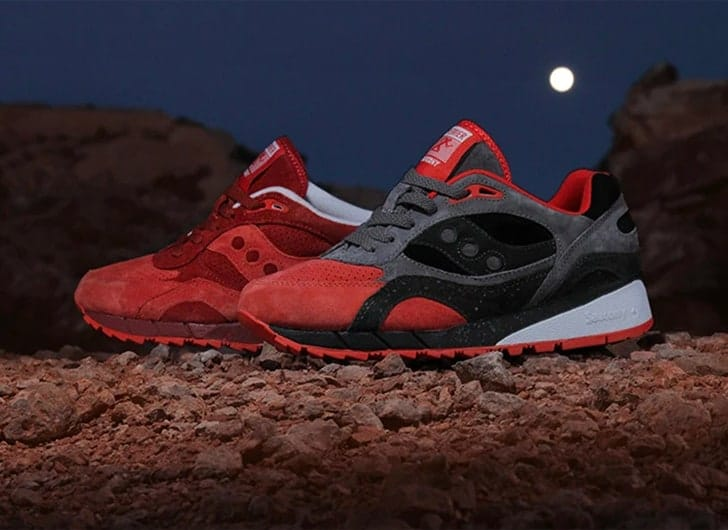 Premier Shadow 6000 Pack Shoes.