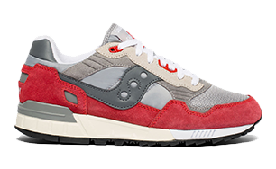 Shadow 5000 Grey | Red