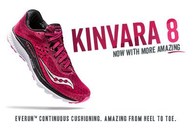 Shop the All New Kinvara 8