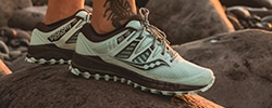 Saucony Trail Running Shoe