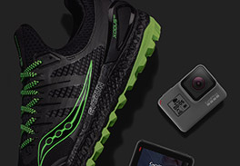 Go Adventure Sweepstakes – Saucony