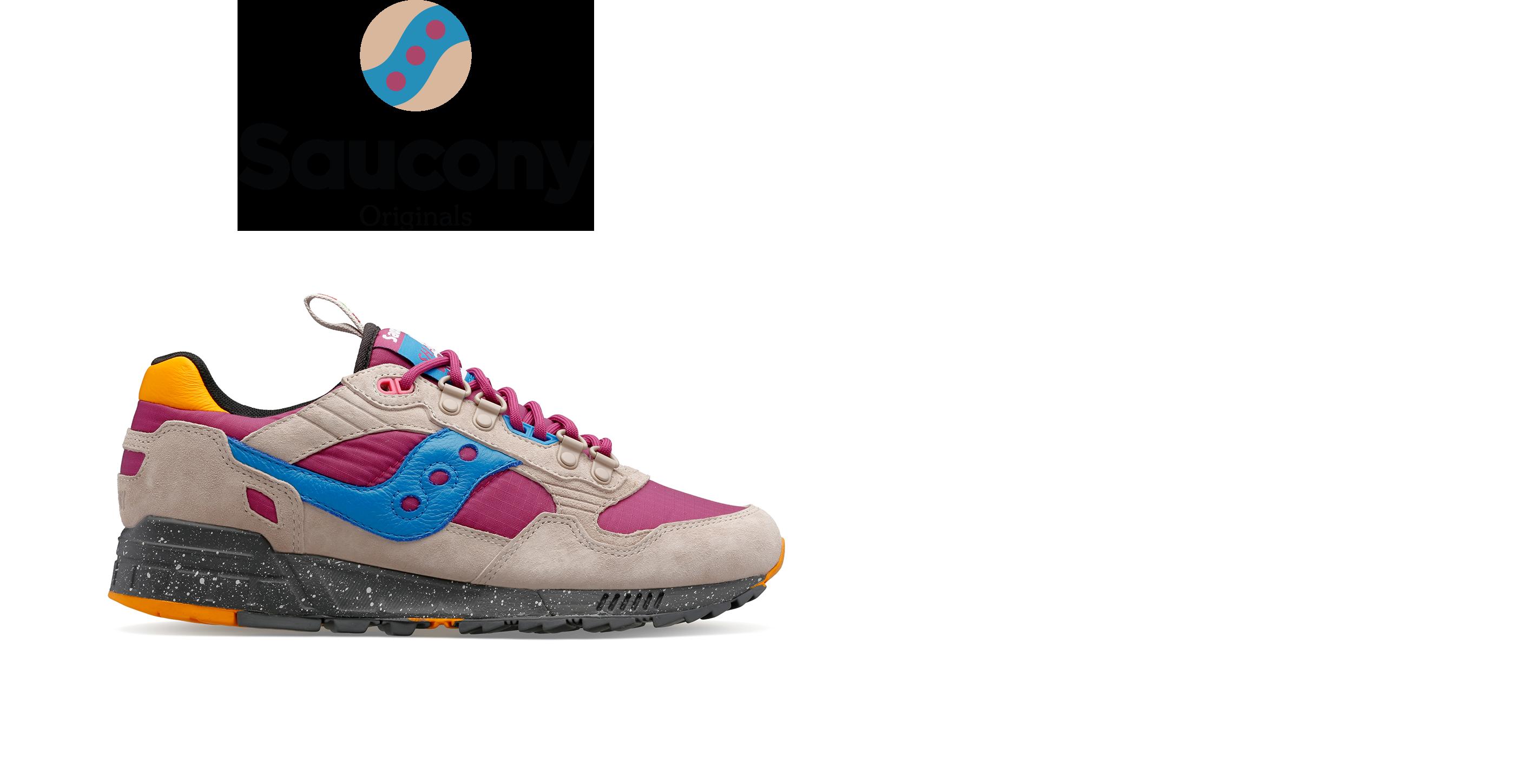 Saucony Shadow 5000 Shoe.