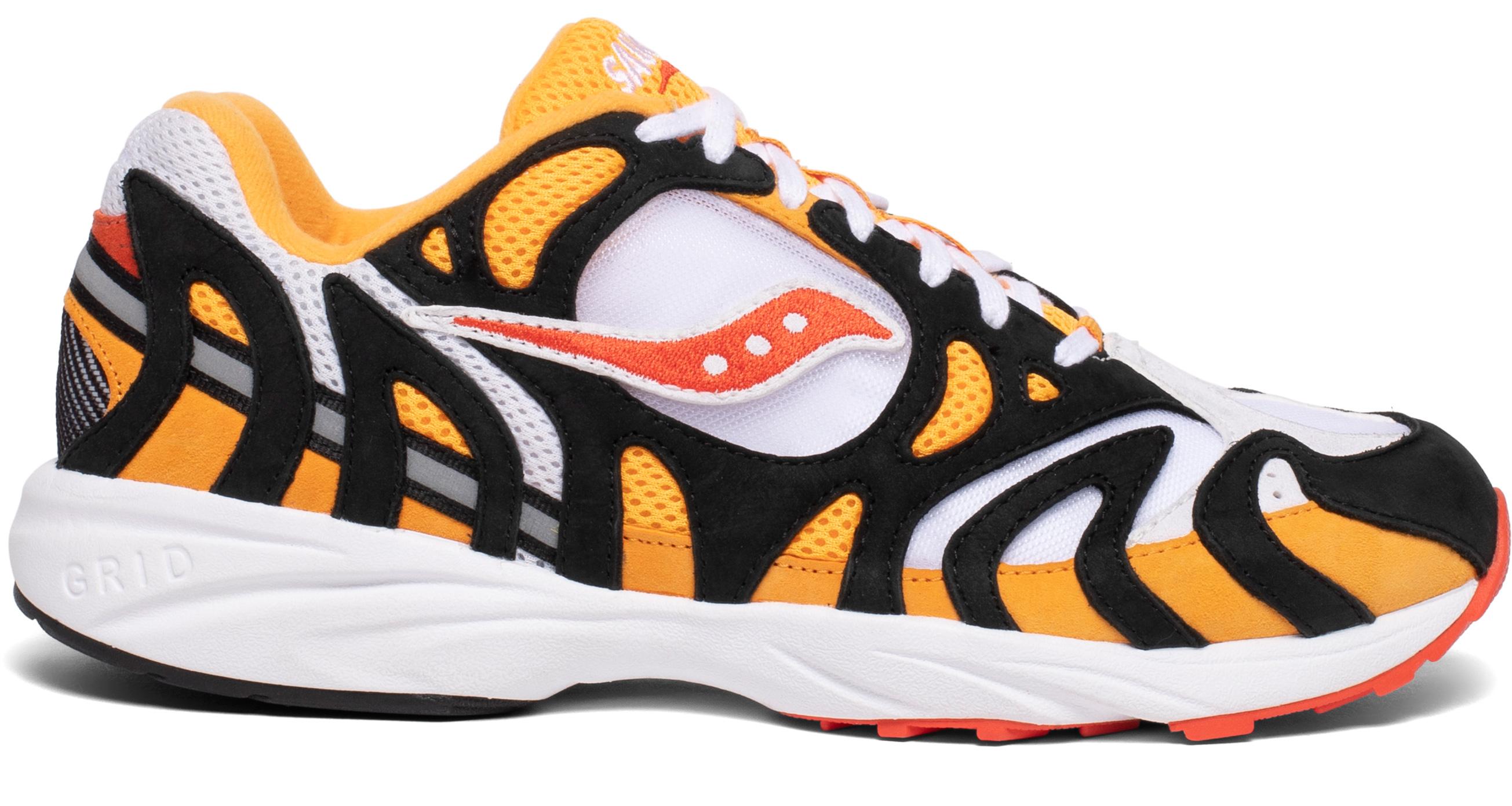 The Grid Azura 2000 shoe.