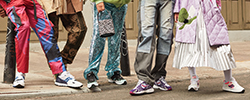 High Snobiety members rocking their Saucony's.