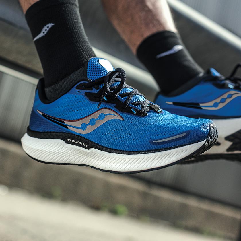 Triumph 19 shoes.
