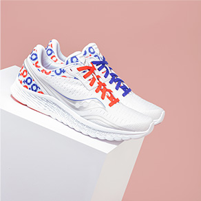 Saucony and Prinkshop Collaboration Shoes
