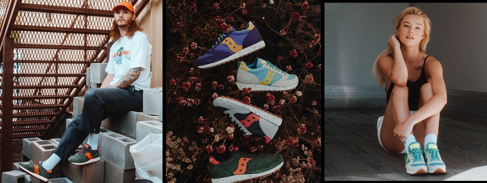 Saucony Originals Vintage Climbing Pack Gallery