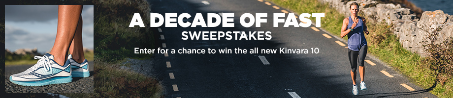 A Decade Of Fast Sweepstakes